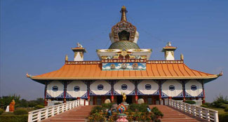 buddhist-monastery-in-lumbini